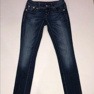 Miss Me JP56195 Skinny Jeans Size 27